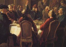 Déclin et disparition de l'absolutisme royal au siècle des Lumières