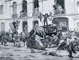 Des Lumières à la Révolution, le règne de la violence. 2/5