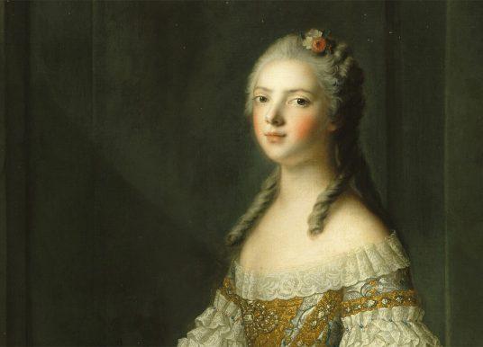 Sur les mœurs de Louis XV