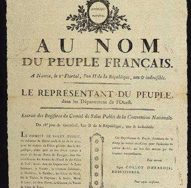 Au nom du peuple, ou la démocratie vue par la République des origines